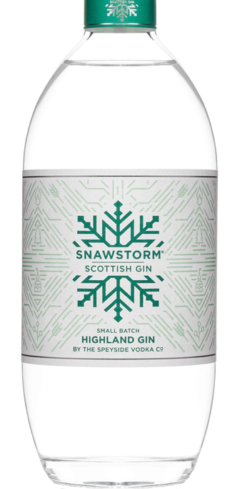 Award Winning Snawstorm gin