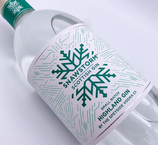 Snawstorm Spirits Small Batch Highland Gin
